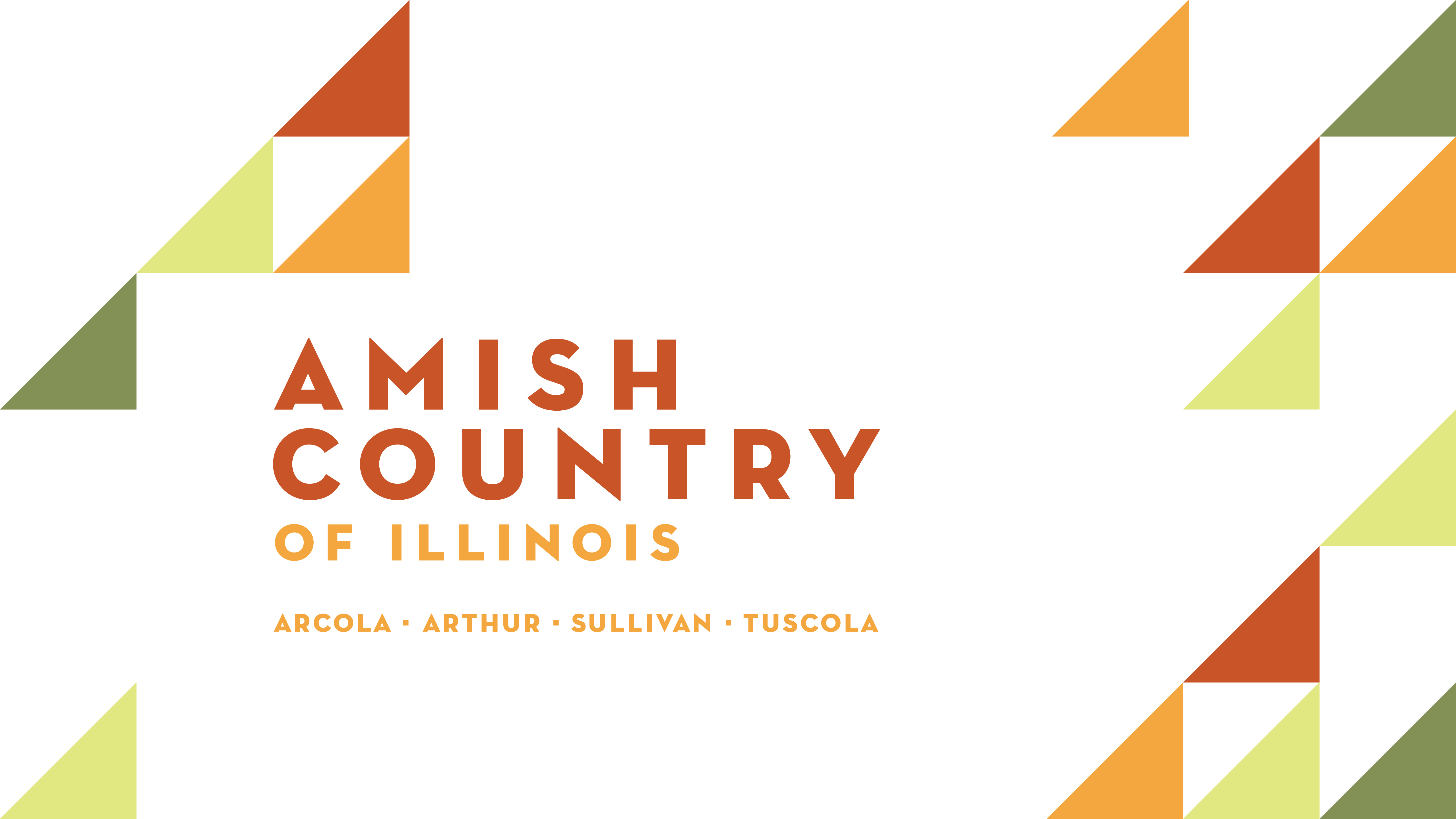 Amish Country of Illinois Branding - Logo