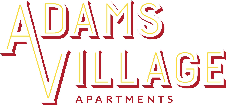 Regency - Adams Village Apartments - Branding