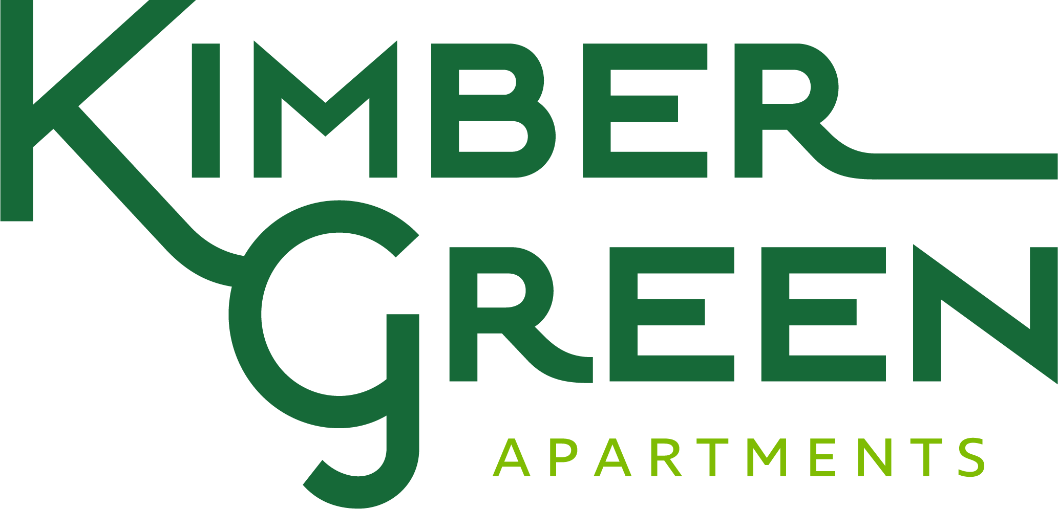 Regency - Kimber Green Apartments - Branding