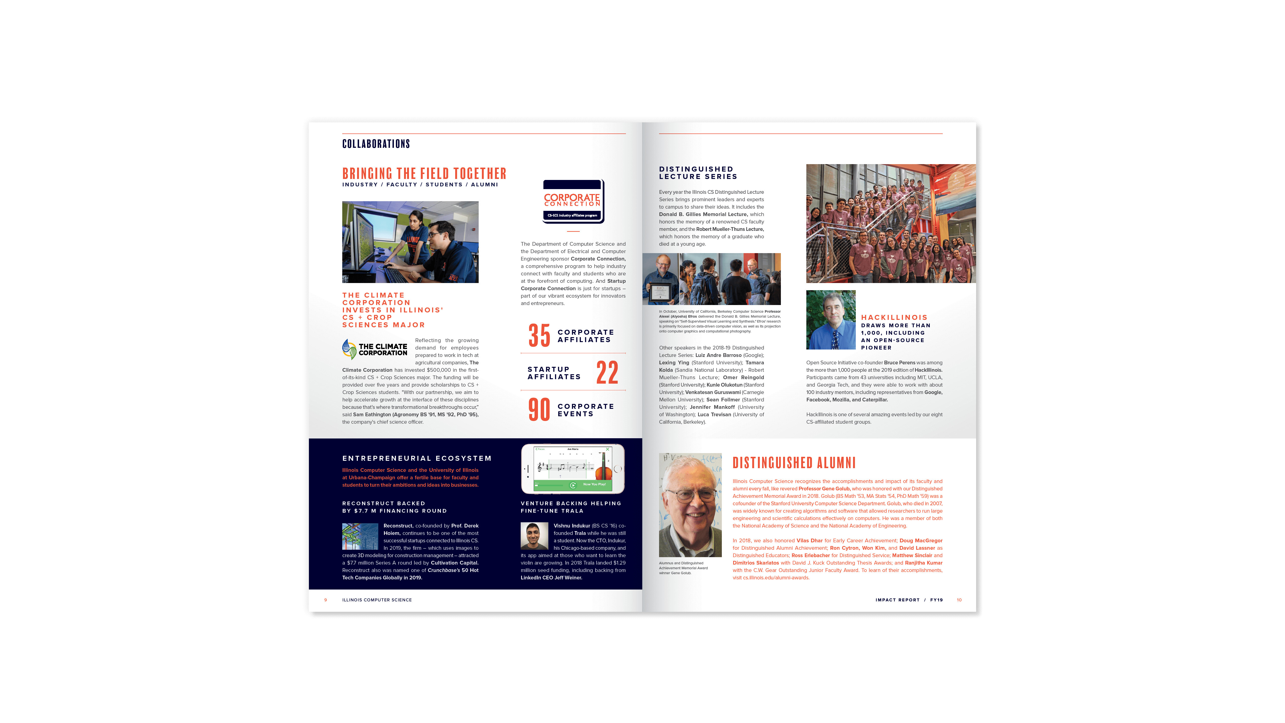 Department of Computer Science | 2019 Impact Report