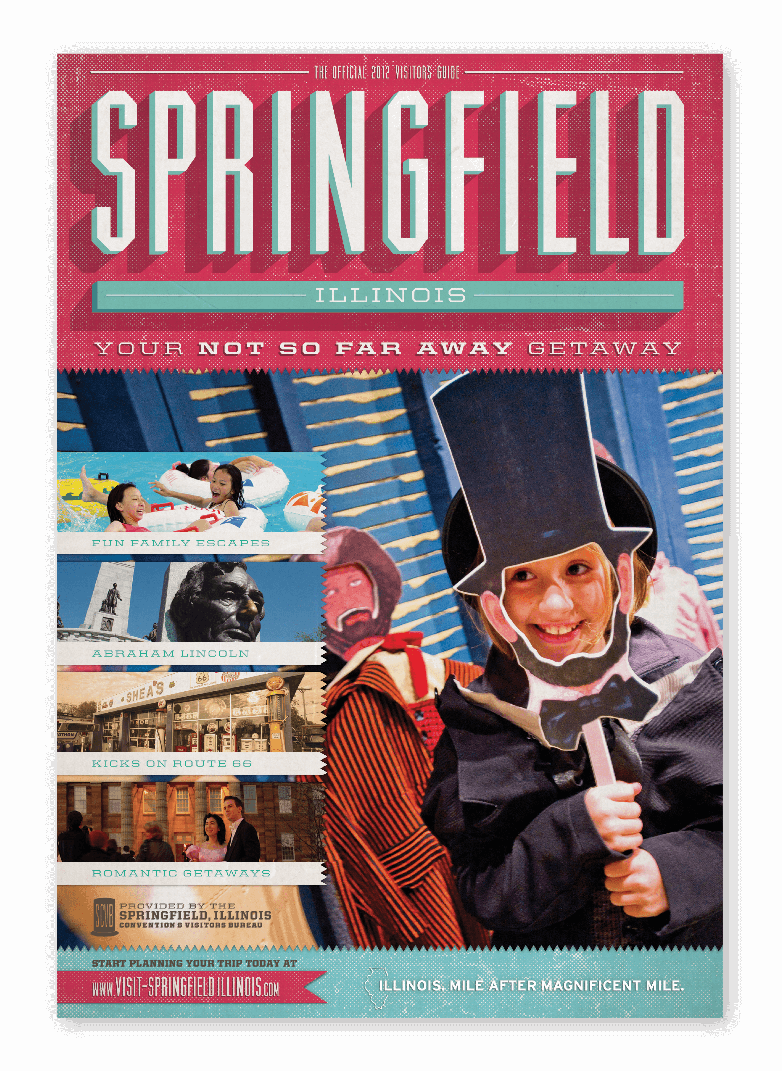Springfield Convention & Visitors Bureau | Visitors Guides