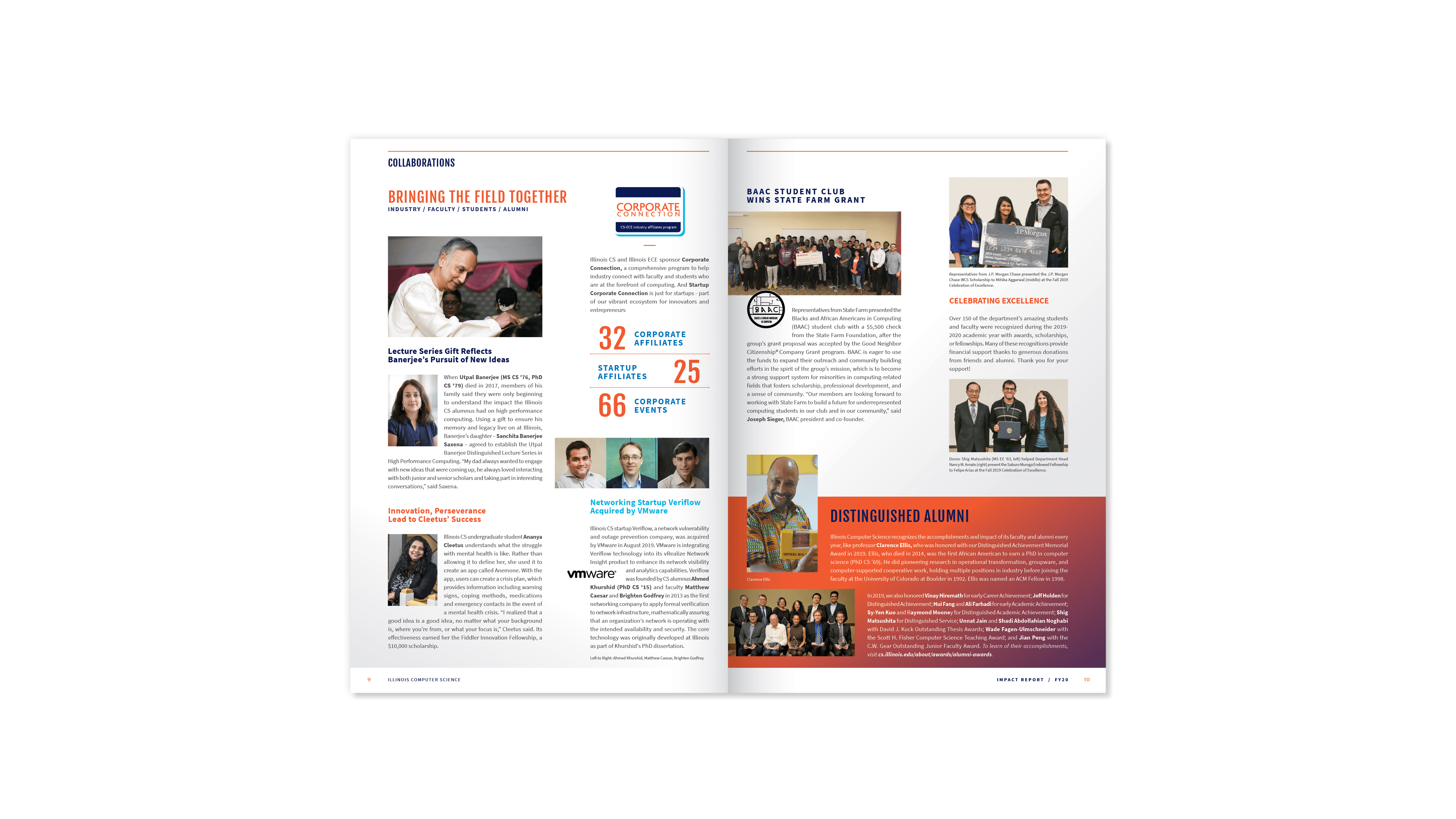 Department of Computer Science | 2020 Impact Report