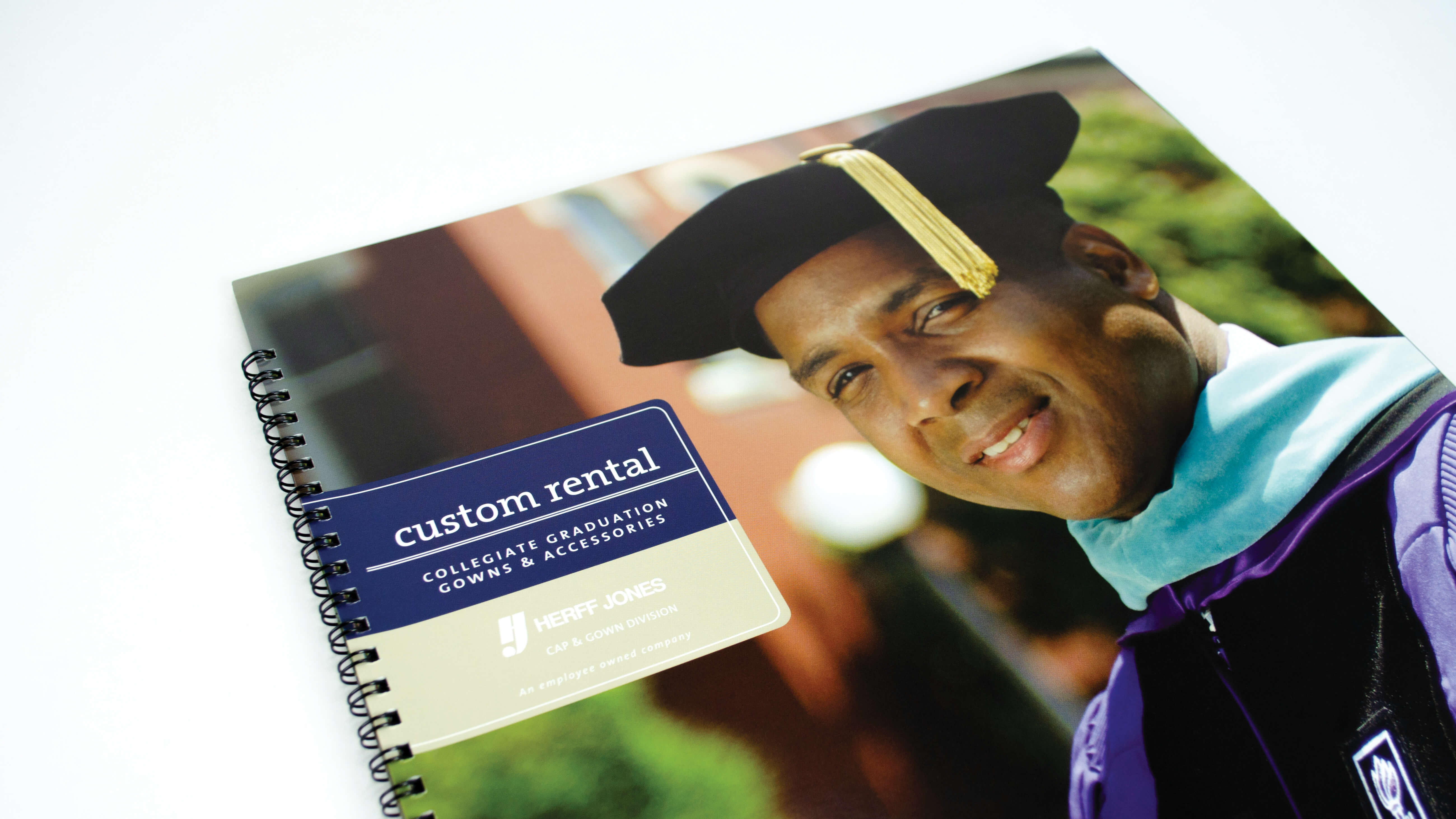 Herff Jones | Custom Rental - College