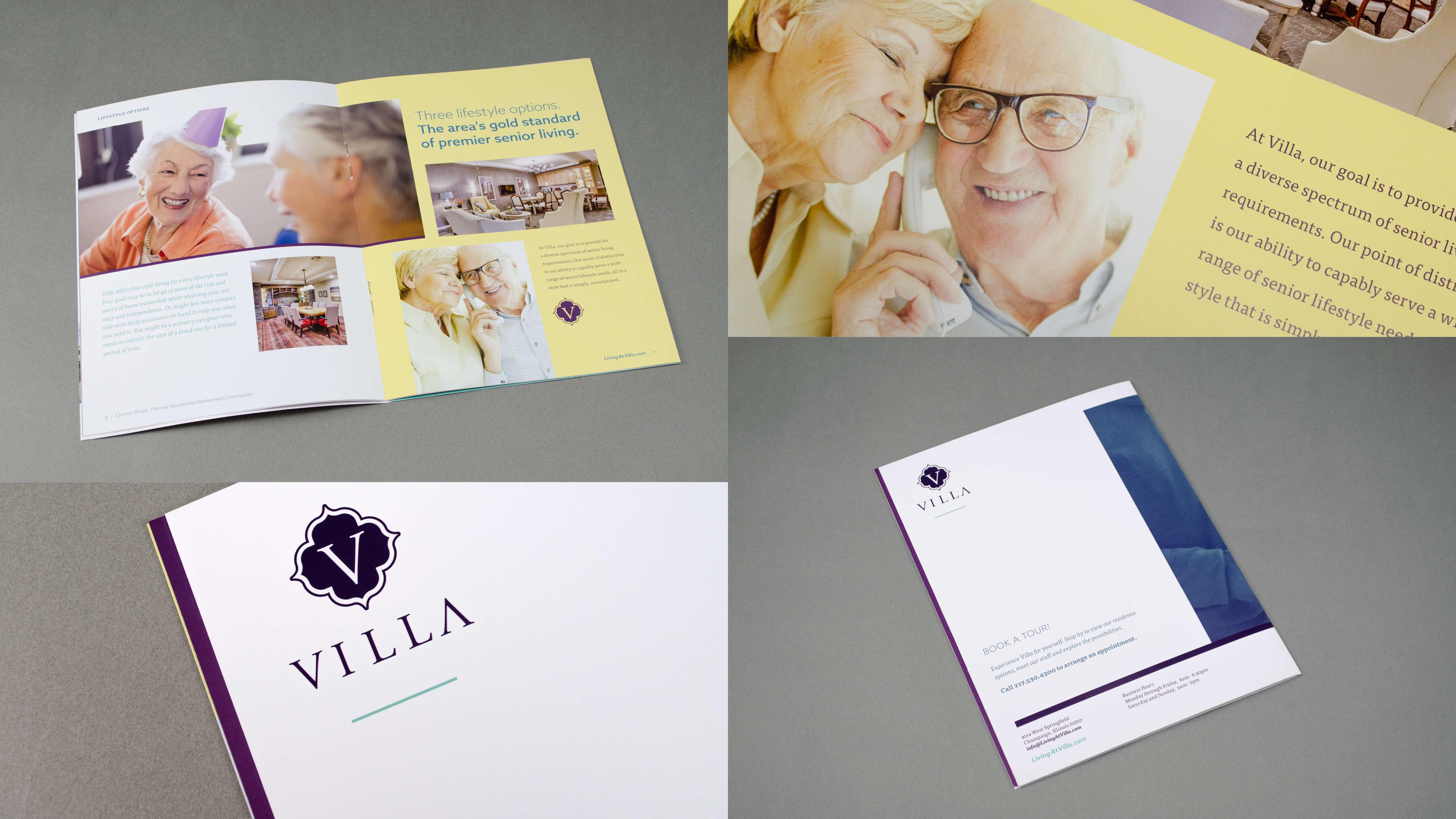 Villa - Brochure