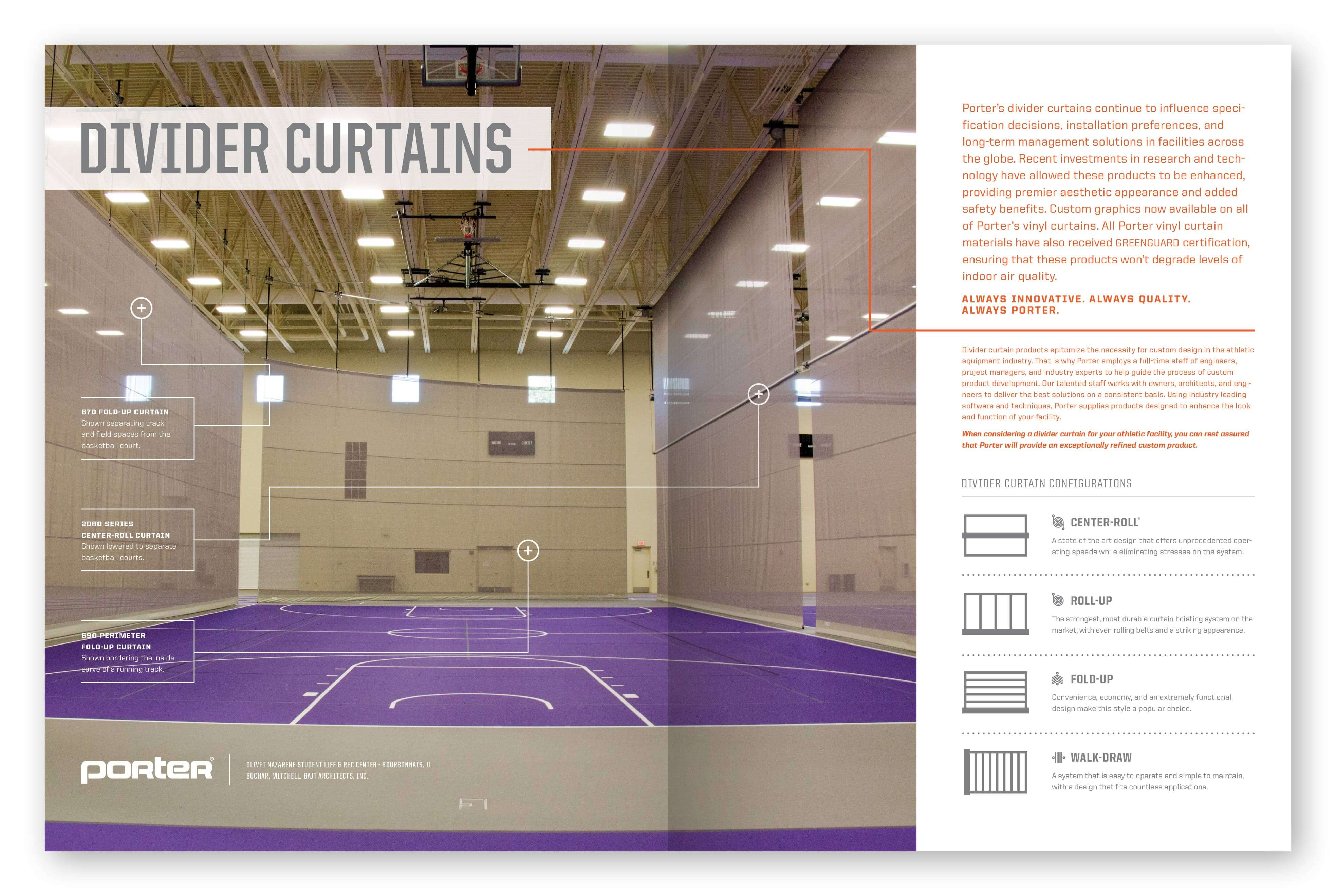 Porter Athletic - Facilities Guide