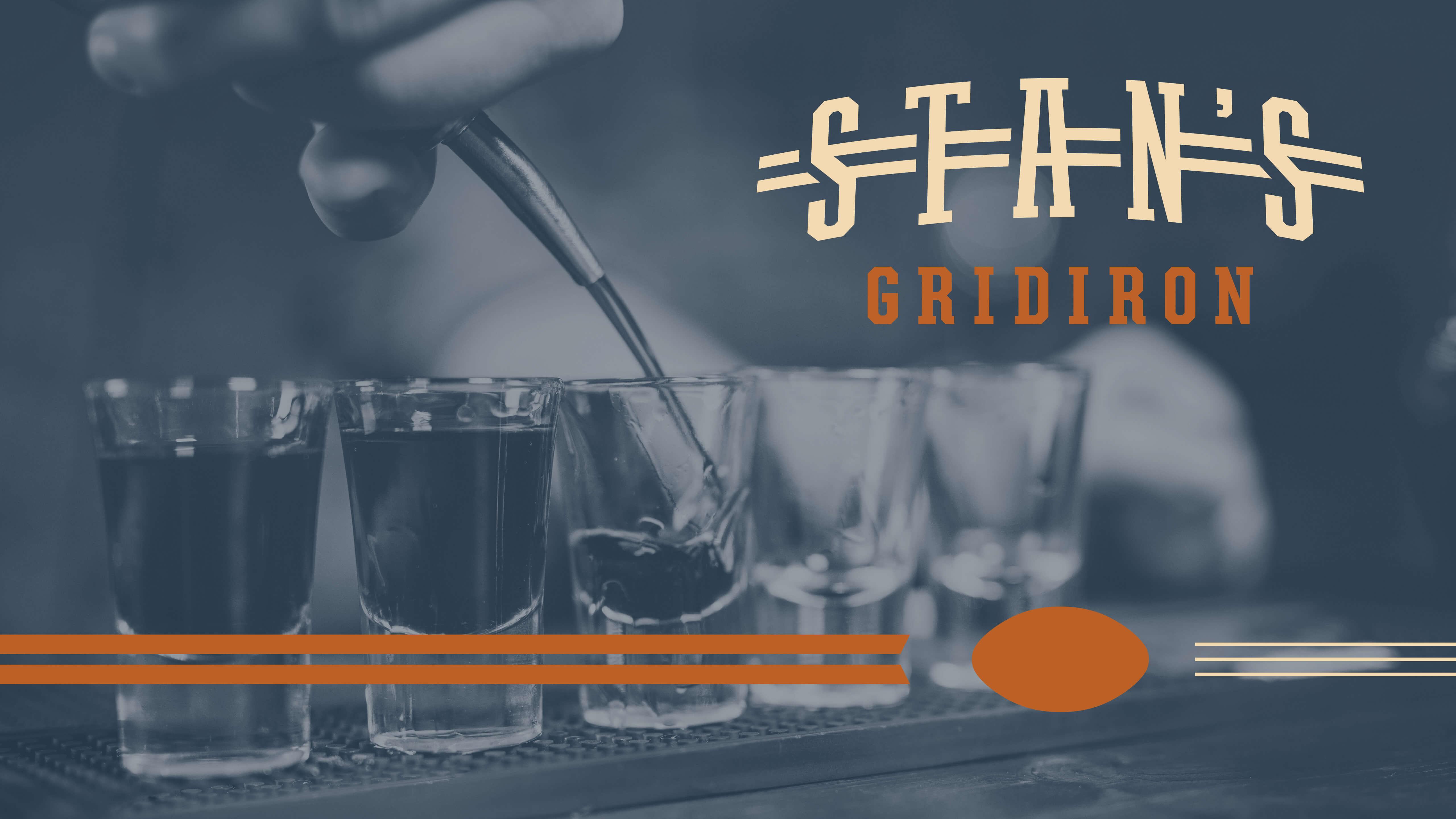 Stan's Gridiron - Branding