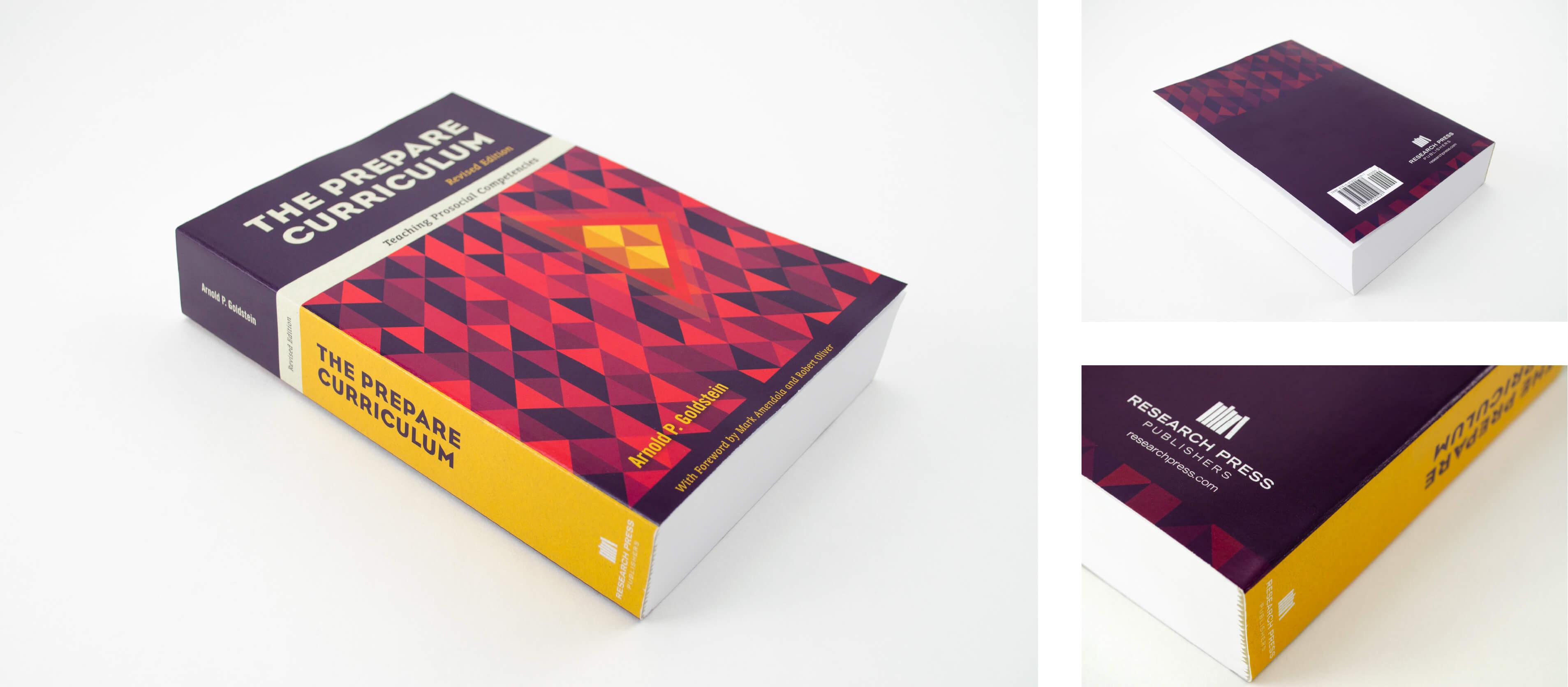 Research Press Publishers - Book Cover Designs