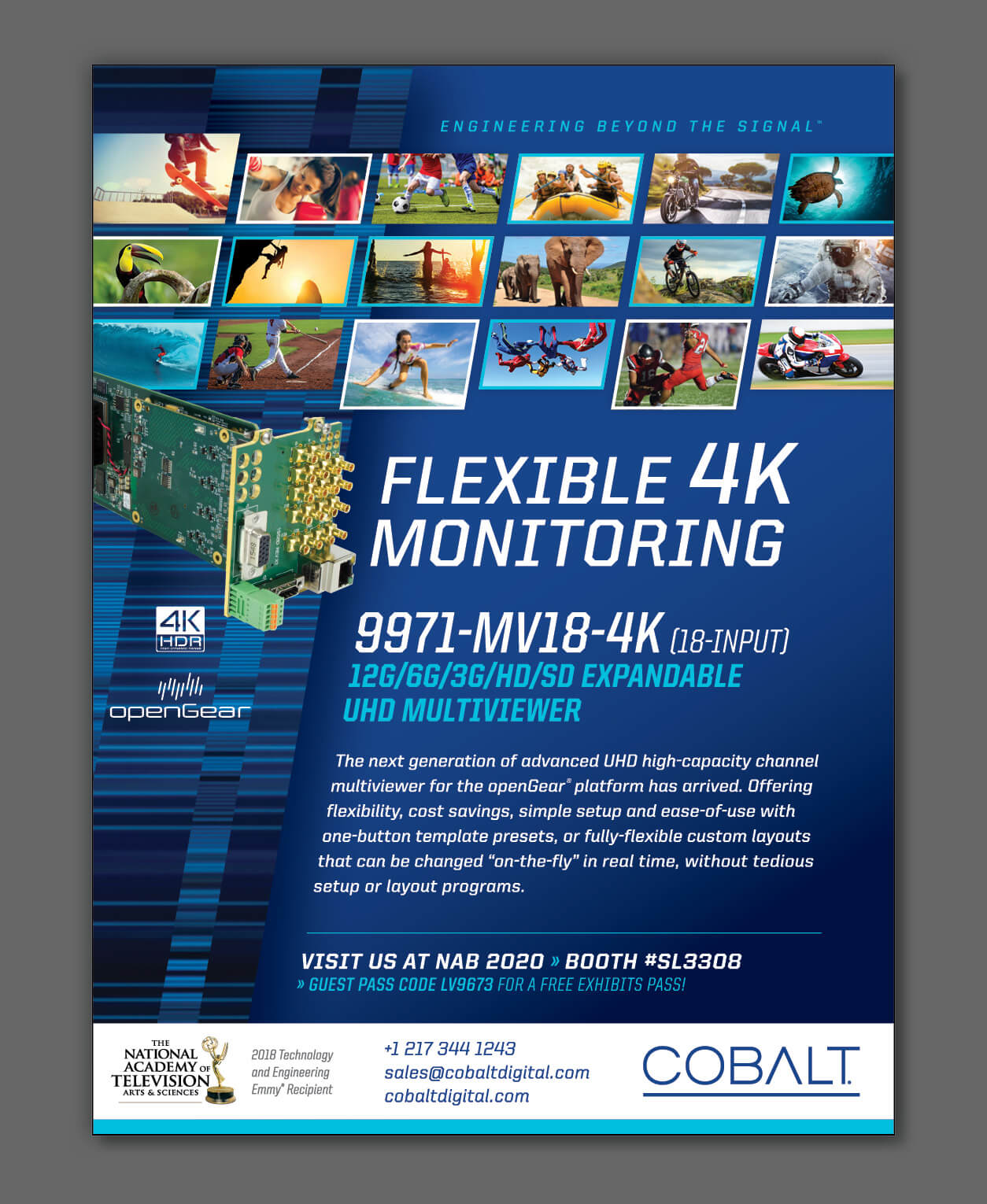 Cobalt Digital | Trade Pub Ads