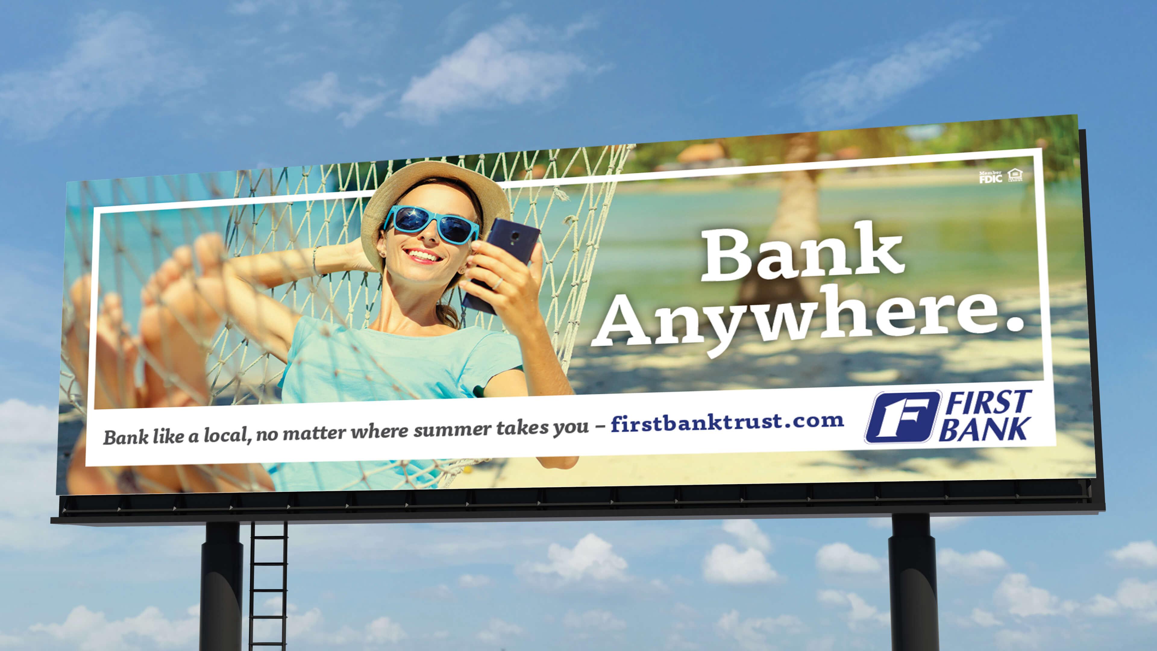 First Bank | Summer Outdoor