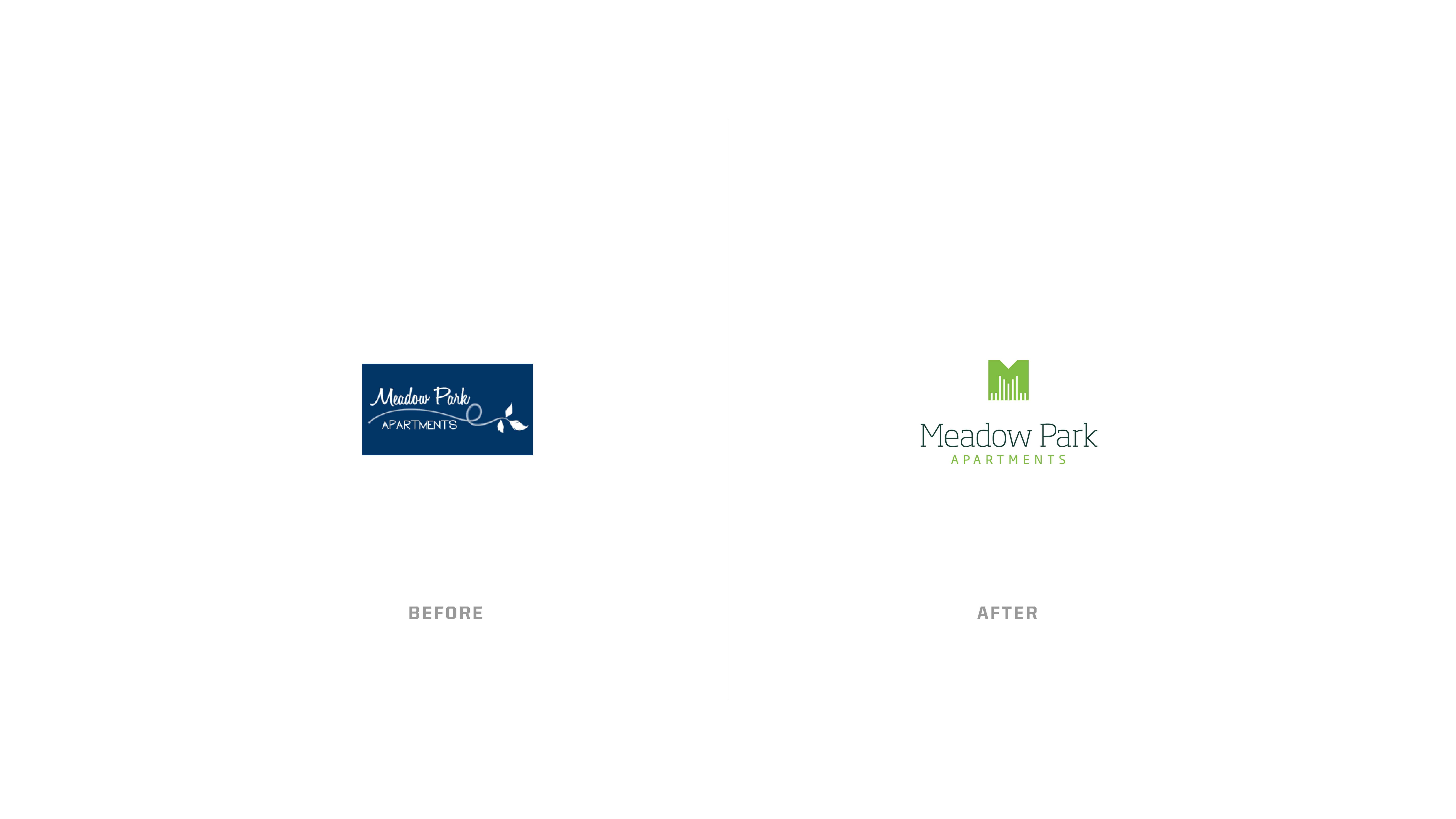 Regency - Meadow Park Apartments - Branding
