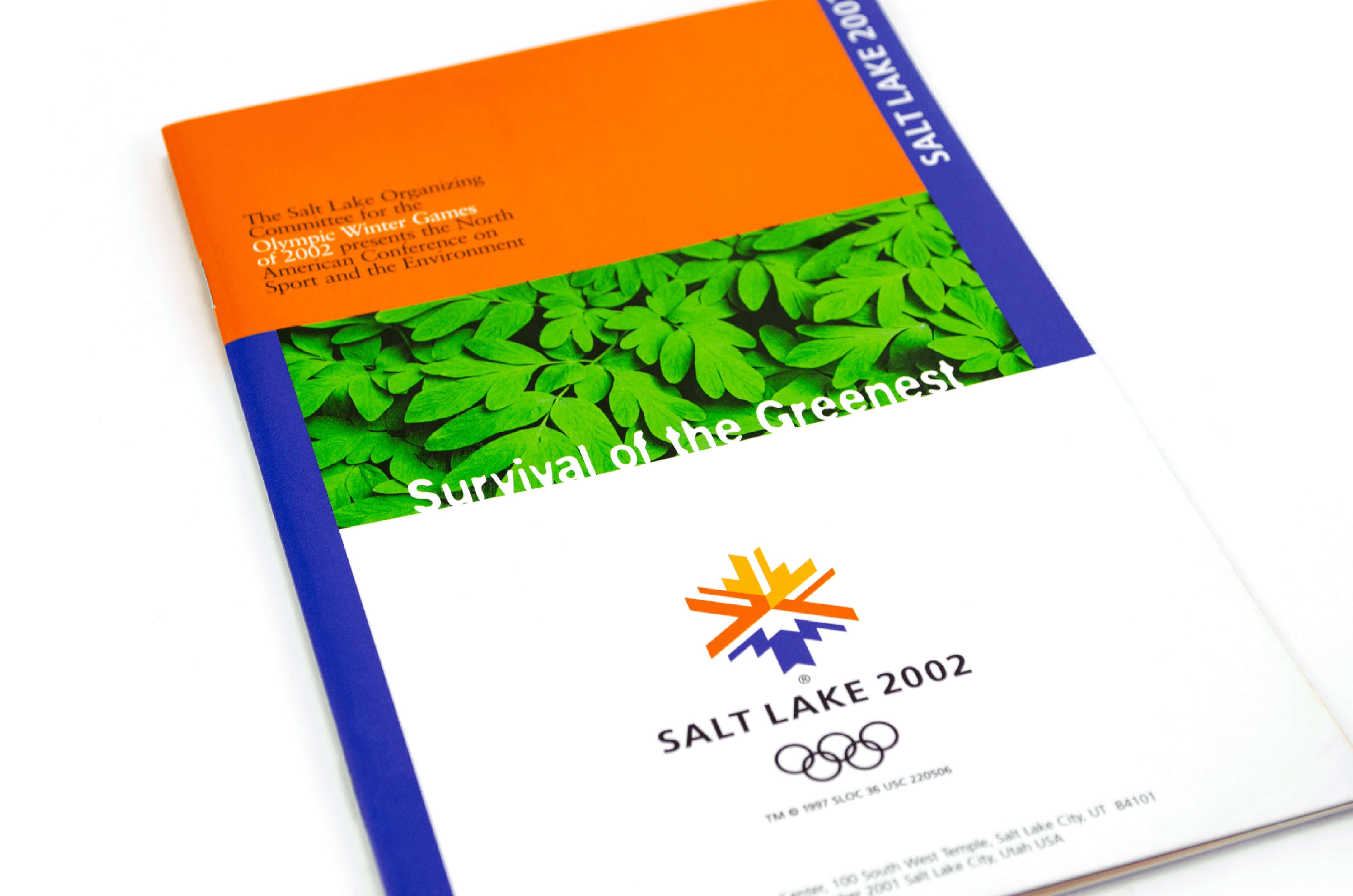 2002 Salt Lake Winter Olympics